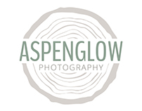 Aspenglow Photography Brand & Website