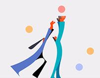 Untitled people illustration