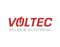 Voltec Electricity Rebrand