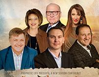 The Invitation - New Season Conference - Prophetic Life