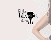 Little black dress Logo Design