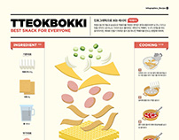 1901 Infographics_Recipe : Tteokbokki