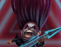 Heavy Metal Dwarf