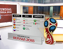 TN VESPRE - Classificats Mundials Russia 2018