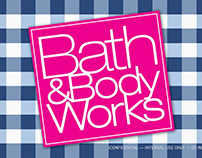 Motion Graphics and Video Reel: Bath & Body Works
