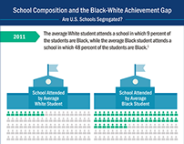 Achievement Gap Infocard Series