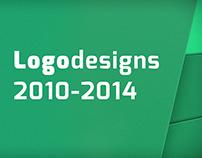 Logotypes 2010-2014
