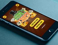 Money Crush IOS Mobile Game UI Design