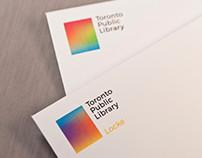 Toronto Public Library Rebrand