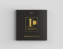 SBID Design Excellence 2013 Awards Book