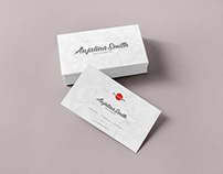 Free Brand Business Cards Mockup