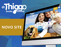 Dr. Thiago - Saúde Animal - Site