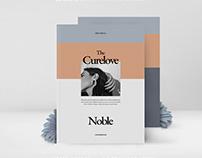 CURELOVE Editorial Fashion Lookbook