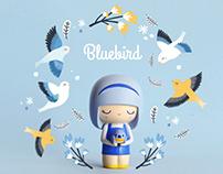 Momiji | Bluebird