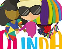 Logo Carnaval Olinda 2018