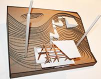 T. Técnico 1/2012-2: Terreno, Escaleras y Estructuras