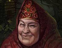 Grandma storyteller