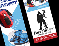 Online Advertising: Forty Below