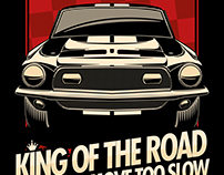 The King of the Road