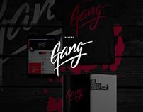 CREATIVE GANG | Lettering