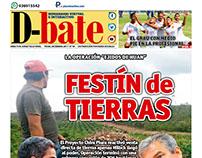 D-Bate Semanario digital e interactivo – Edición 03