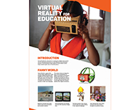 Virtual Reality for increasing awareness in education
