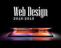 Programación y Diseño Web 2010 - 2015