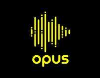 Opus - Aplicativo