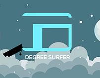 Virtual Reality Game - Degree Surfer