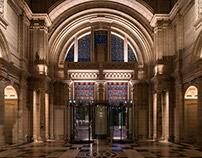 V&A Grand Entrance