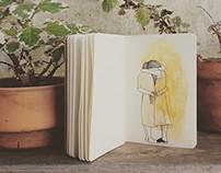 Notebook illustrations