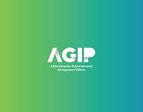 AGIP Visual Identity System