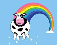 Õnneliku Lehma Piim