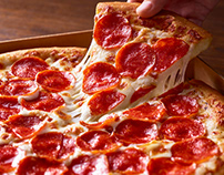 Pizza Hut   Vinnie Finn
