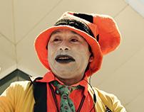 El malabarista - The juggler - CHILE