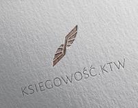 księgowość.ktw Logo Design