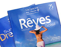 Catalogue de voyages – Vacances Air Canada