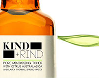 KIND+RIND - pore minimising toner