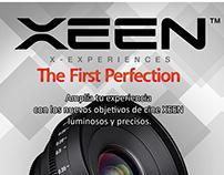 Publicidad objetivos XEEN