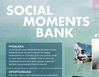 SOCIAL MOMENTS BANK