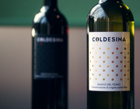 COLDESINA Wine labels  _ 2016