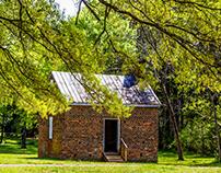 Slaves--Dwellings