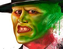 La Máscara Verde