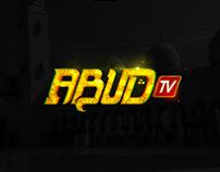 ABUD tv - Brand design