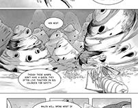 The Wonderful World of Wasps (10pg comic)