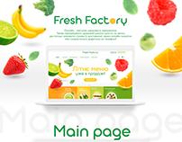 App for Fresh Frectory