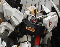 RX-93 Nu-Gundam Extra-Fit