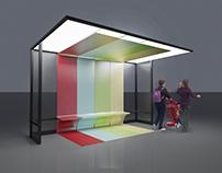 Bus Stop Concepts | Визуализация автобусной остановки