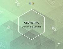 Geometric Logo Designs - Premium Edition