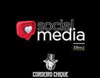 Cordeiro Chique | Social Media